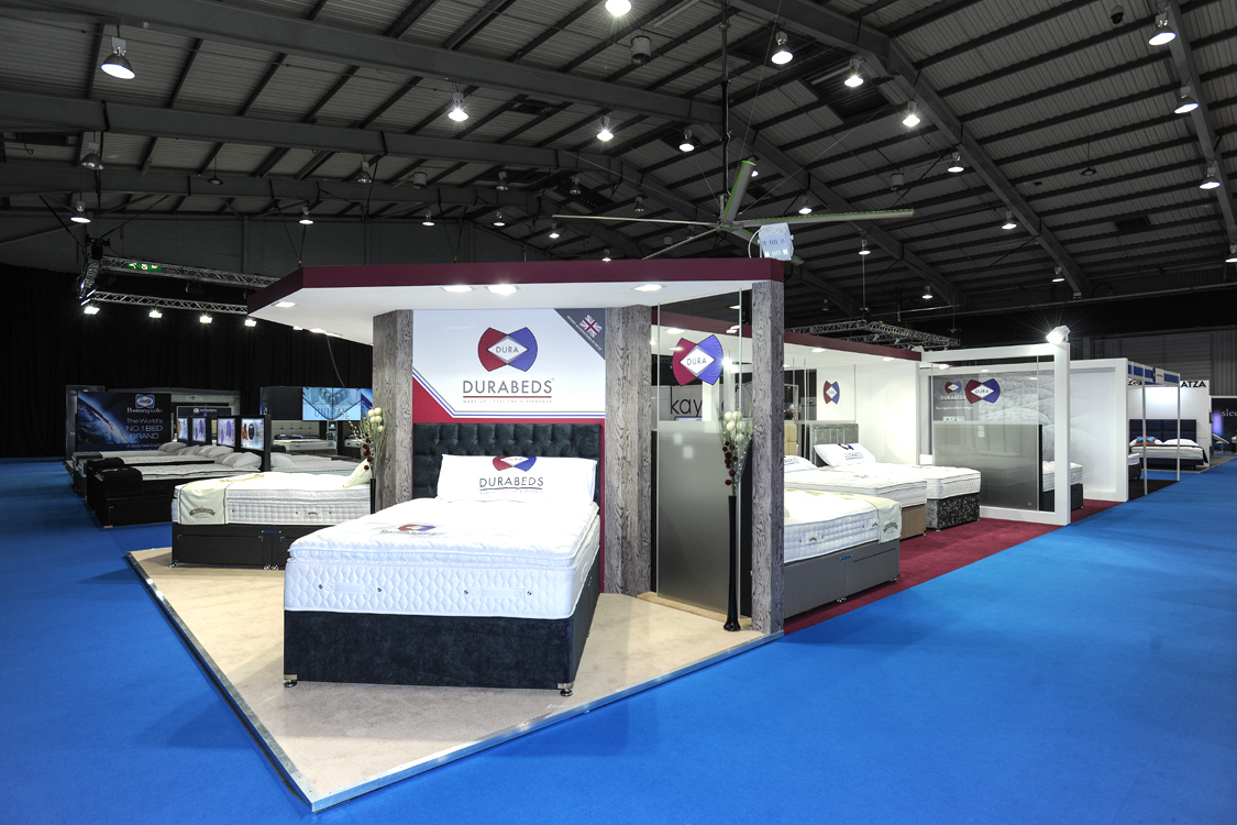 Exhibition Stand Work : Kudos exhibitions gallery