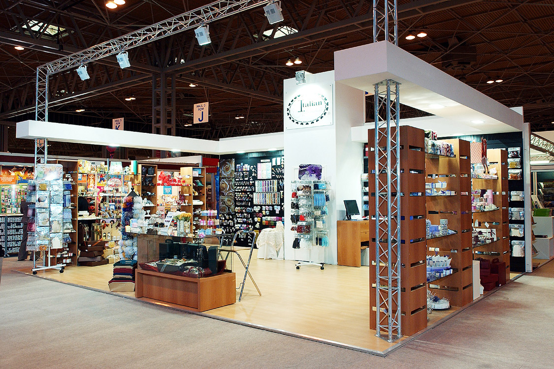 Exhibition Stand Options : Kudos exhibitions gallery